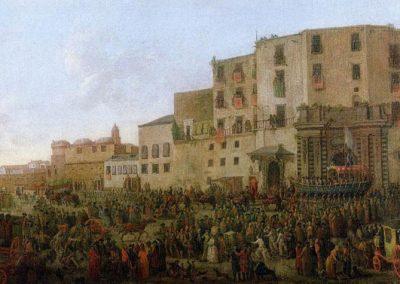 Ignoto-Carnevale al Largo di Palazzo (Napoli, Museo di San Martino 780