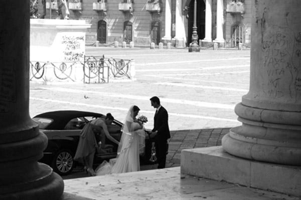 Il matrimonio di Fredo