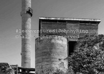 Torre e pilone dell'ex cementir