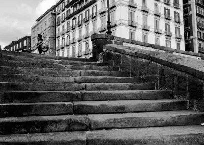 scalinata borbonica alla colonna spezzata