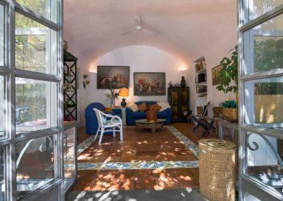 casa vacanza Capri, soggiorno