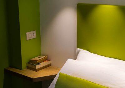 Sorrento centro, camera da letto (particolare)